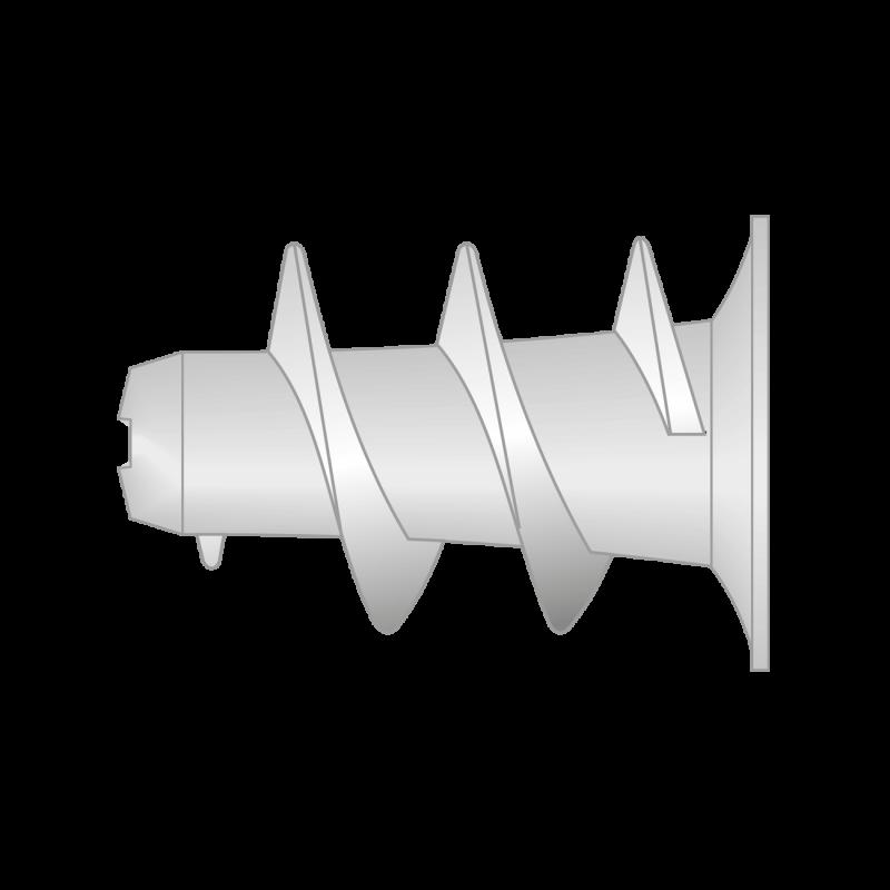 Diblu pentru Gips Carton-R 6x 23 AA.03006023S