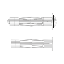 Dibluri Metalice de Expansiune cu Surub M5x71 I.INCO571S