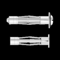 Dibluri Metalice de Expansiune cu Surub M6x58 I.INCO658S