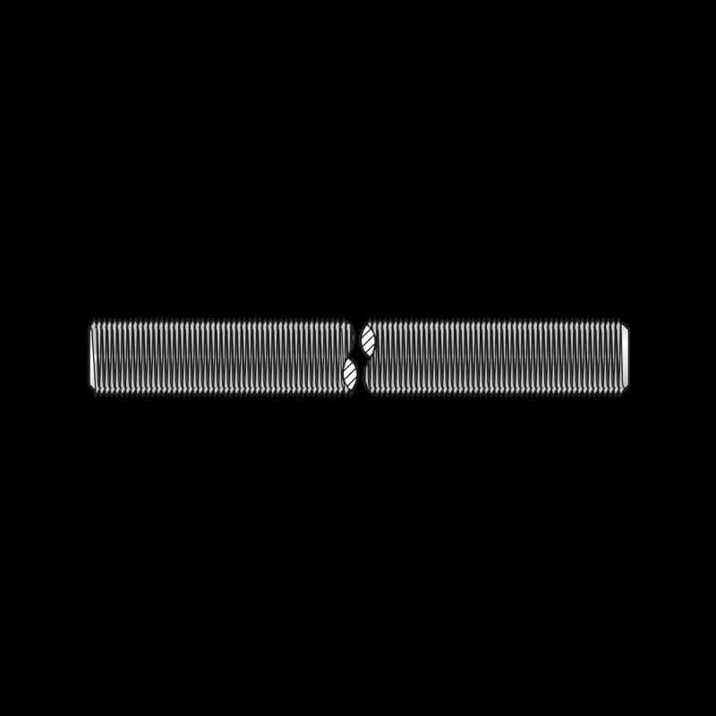 Tija Filetata 2m din 975 Otel gr.8.8 Zincat-M 16