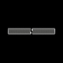 Tija Filetata 1m din 975 PLASTIC -M8 0975781S