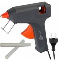 Pistol de Lipit Plastic 40W 2 rezerve...