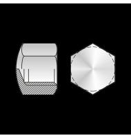 Piulita Hexagonala Infundata 917 Inox A2-M12