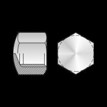 Piulita Hexagonala Infundata 917 Inox A2-M8