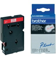 Banda Continua Laminata Etichete Brother TC292, 9mm x 5m