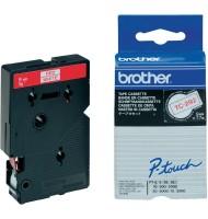 Banda Continua Laminata Etichete Brother TC292, 9mm x 5m