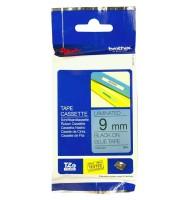 Banda Continua Laminata Etichete Brother TZE521, 9mm x 8m