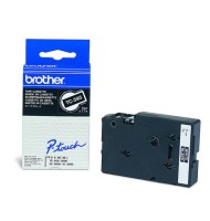 Banda Continua Laminata Etichete Brother TC395, 9mm x 5m