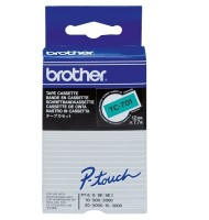 Banda Continua Laminata Etichete Brother TC701, 12mm x 5m