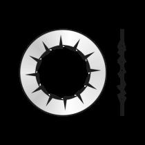 Saiba Elastica Crestaturi Interioare Forma I 6798 Otel Zincat-23