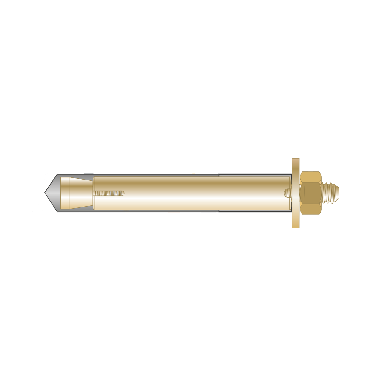 Conexpand Strapung Tip1-m 6×60