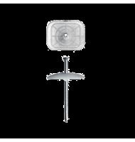 Suport Plat pentru Cabluri 27x34x3-40