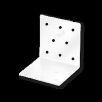 Coltar Perforat 1.5 Mm Vopsit Alb Electrosatic-60x60x60x1.5