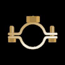 "Colier Usor-banda 20x1.5mm  Piulita M8-3/8""/ 15-20"
