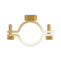 "Colier Standard Piulita Dubla-banda 20x2 Mm-1/2"" / 20-25"