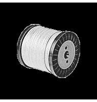 Cablu Zincat Acoperit PVC Transparent 3/4...