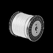 Cablu Zincat Acoperit PVC Transparent 3/5 6x7+1twk-rola50m