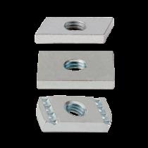 Saiba Dreptunghiulara M 6 20/10-zincat