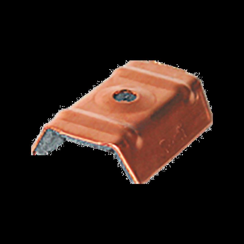 Saiba Coama Garnitura Cauciuc Epdm Marimea 30 Aluminiu Vopsit-38x30x50x10x6.5 Ral 8017