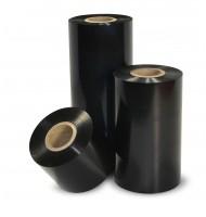 Ribon de Ceara Premium 110mm x 300m, Negru, INK OUT