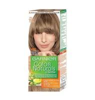 Vopsea de Par cu Amoniac Garnier Color Naturals 7.1  Blond Cenusiu