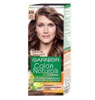 Vopsea de Par cu Amoniac Garnier Color Naturals 6N  Saten Deschis Natural