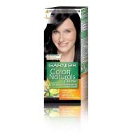 Vopsea de Par cu Amoniac Garnier Color Naturals 1 Negru