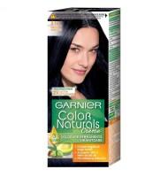 Vopsea de Par cu Amoniac Garnier Color Naturals 2.10  Negru Albastrui