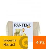 Set Pantene Gentuta femei: Sampon+Balsam+Ulei de par 360+200+100 ml Repair&Protect