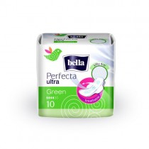 Absorbante Bella Perfecta Green x 10