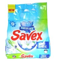 Detergent Automat Savex 1.8 Kg, 2 In 1 White