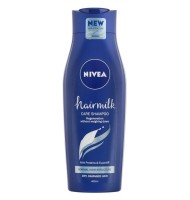 Nivea Sampon 400 ml Hairmilk Normal