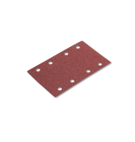 Dreptunghi din Hartie Abraziva pentru Lemn / Metal, Purflex, 105 X 115, 8 Perforatii, Gr. 100