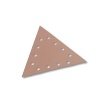 Triunghi Abraziv, pentru Glet / Vopsea Lavabila / Lemn, Gvl Flex, L 290, Gr. 220