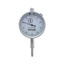 Ceas Comparator, Domeniu 10, Gradatie 0.01, Diametru Cadran 58, 1 mm / Rotatie Completa