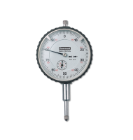 Ceas Comparator Rezistent La Impact, Domeniu 10 Mm, Precizie 0.01 Mm, Diametru Cadru 58 Mm