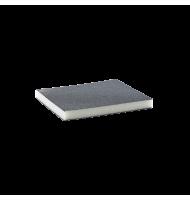 Burete 2 Fete Abrazive pentru Lemn / Lacuri / Vopsea / Plastic, Sw 501 / Promat, 20 X 98 X 13.0, Gr.60