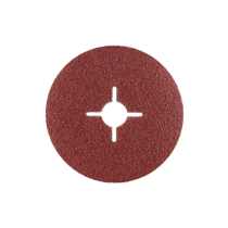 Disc Abraziv pe Suport de Fribra Vulcanizata pentru Otel, Kfs, 180 X 22.23, Gr. 36