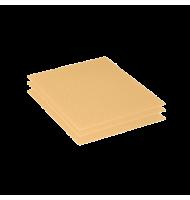 Foaie din Panza Abraziva pentru Lemn / Plastic / Caroserii Auto, Kfp Gold, Nk, 230 X 280, Gr. 150