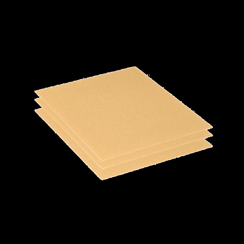 Foaie din Panza Abraziva pentru Lemn / Plastic / Caroserii Auto, Kfp Gold, Nk, 230 X 280, Gr. 320