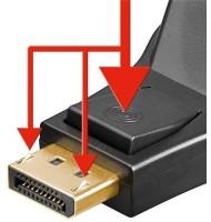 Adaptor Displayport Tata -...