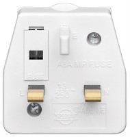 Adaptor Priza Eu - Uk Goobay