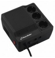 Stabilizator de Tensiune 600VA/360W, Iesire 3xshuko, Protectie Modem, Telefon Powerwalker