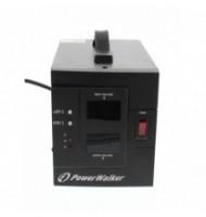 Stabilizator de Tensiune 1500VA/1200W, Iesire 2 x shuko, Protectie la Supratensiune, Powerwalker