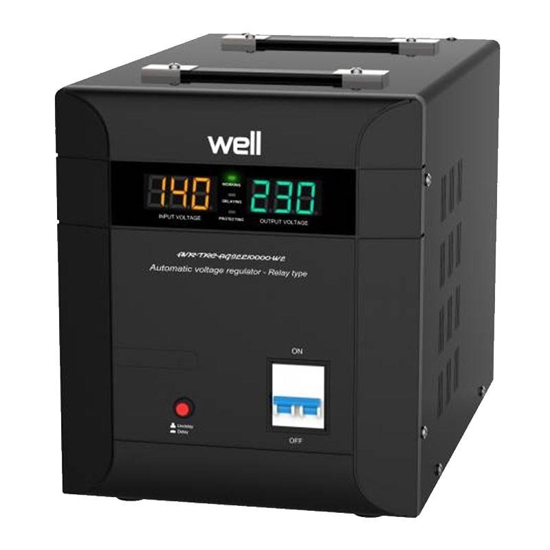 Stabilizator Automat Tensiune Agile 10000va 7000w