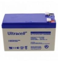 Acumulatorul cu Plumb Acid Ultracell cu Borne Late 12v 7.2ah