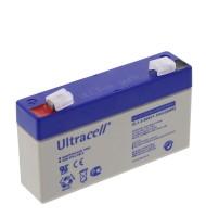 Acumulator Plumb Acid Ultracell 6v1.3ah