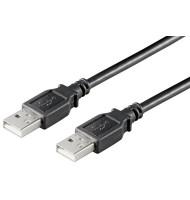 Cablu USB 2.0 A Tata - A Tata 1.8m Goobay