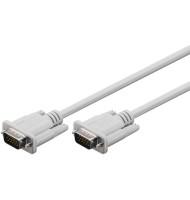 Cablu Monitor 15p Hd Tata - 15p Hd Tata 5m