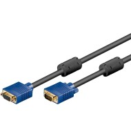 Cablu Prelungire Vga Tata-vga Mama 15 Pini...